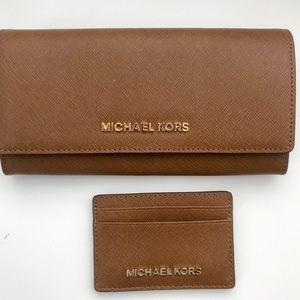 Michael Kors Wallet & Card Holder